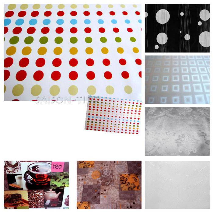 Abwaschbar Wachstuch Tischdecke Muster und Größe wählbar