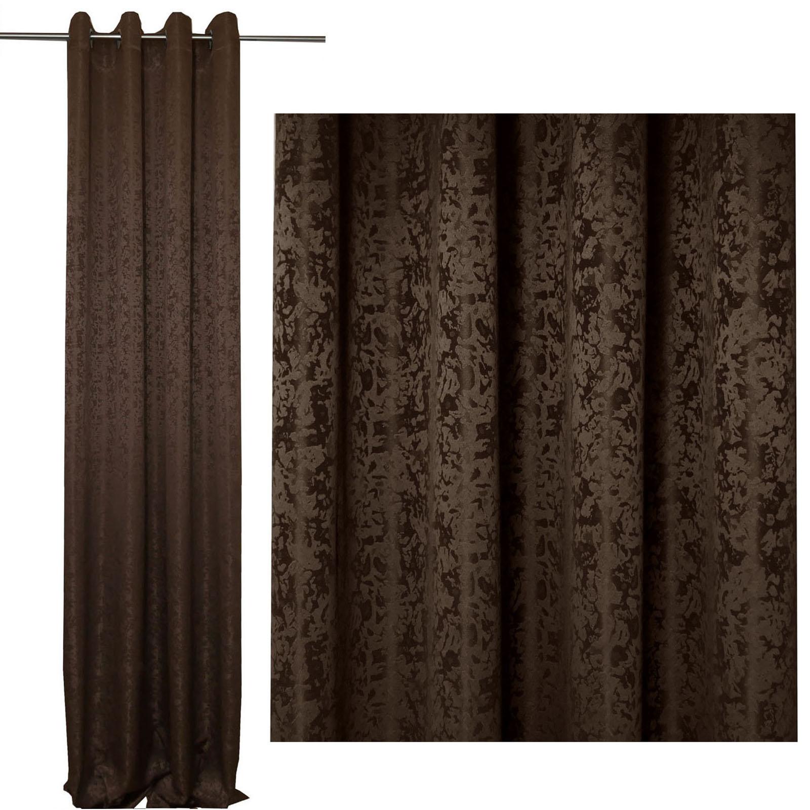 vorhang marmoriert Ösen 140 x 245 cm blickdicht gardine dekoschal, Badezimmer ideen