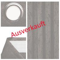 Vorhang Blickdicht MELIERT Marmoriert BRAUN 140x240 cm  #5046