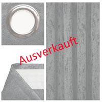 Vorhang Blickdicht MELIERT Marmoriert SCHWARZ 140x240 cm  #5046