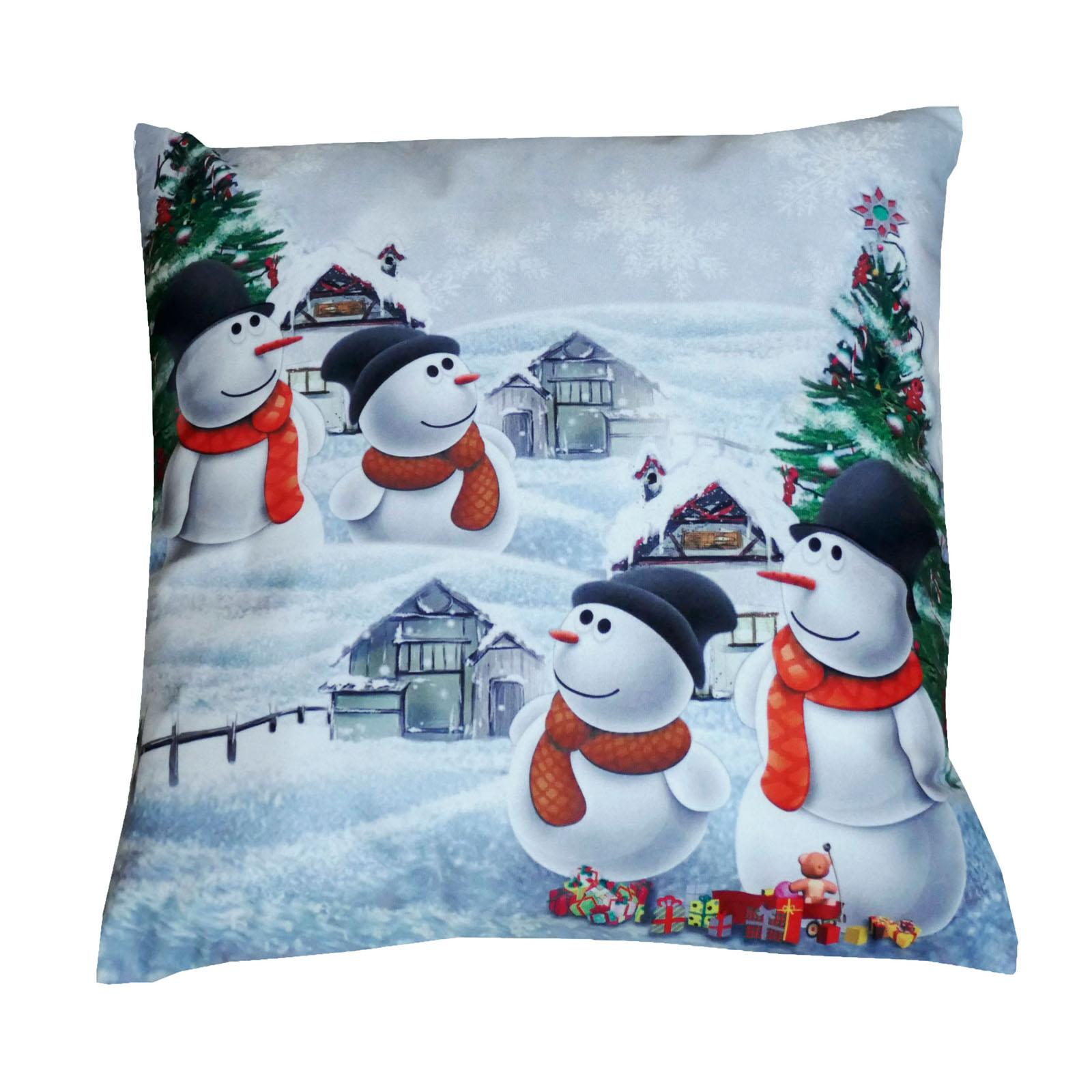schneemann weihnachten tischdecke tischl ufer kissen. Black Bedroom Furniture Sets. Home Design Ideas