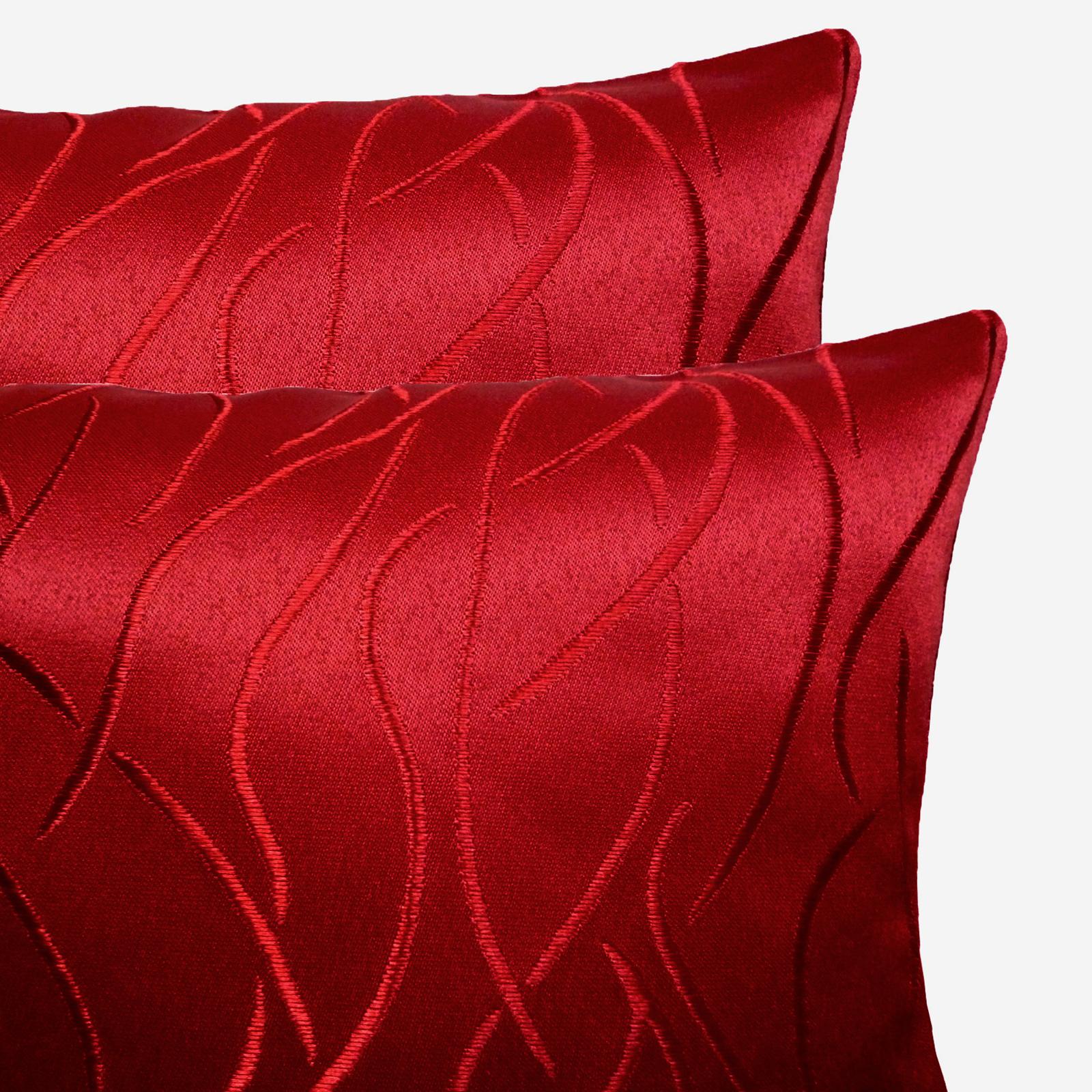swing wellen kissenh lle 2 st ck modern streifen kissen. Black Bedroom Furniture Sets. Home Design Ideas