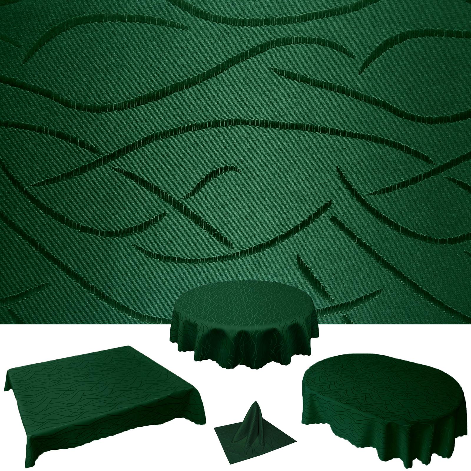 swing wellen tischdecke pflegeleicht b gelfrei streifen striche ebay. Black Bedroom Furniture Sets. Home Design Ideas